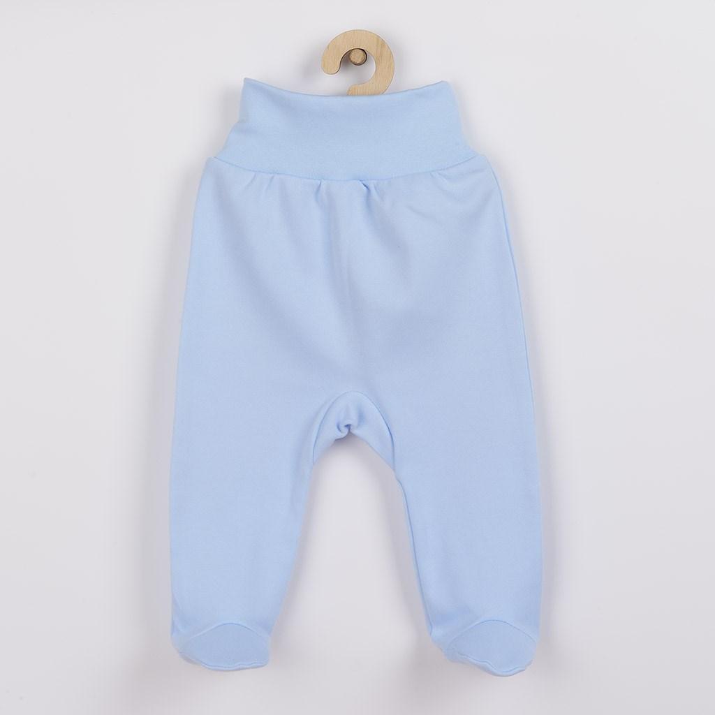 Dojčenské polodupačky New Baby modré-86 (12-18m)