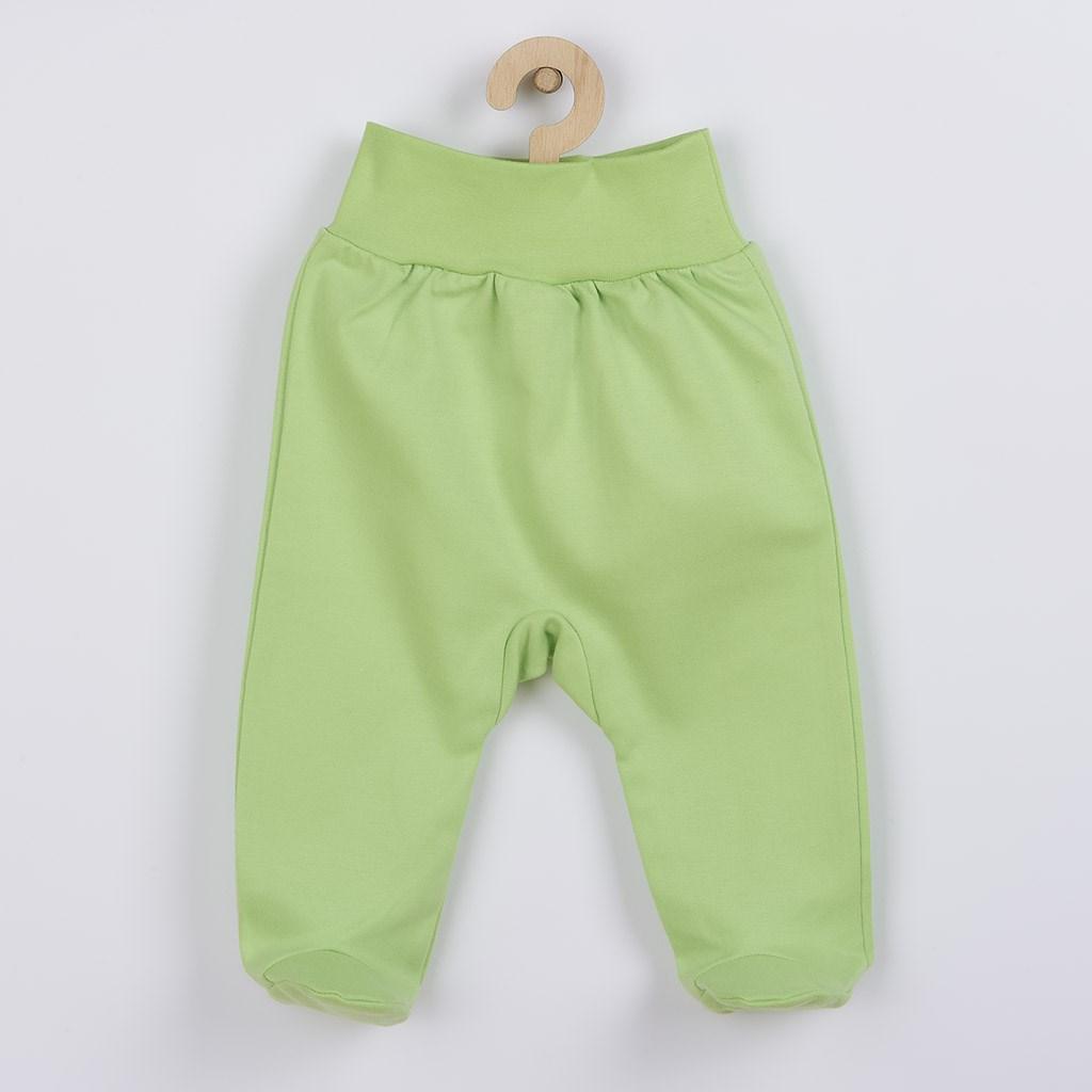 Dojčenské polodupačky New Baby zelené-86 (12-18m)