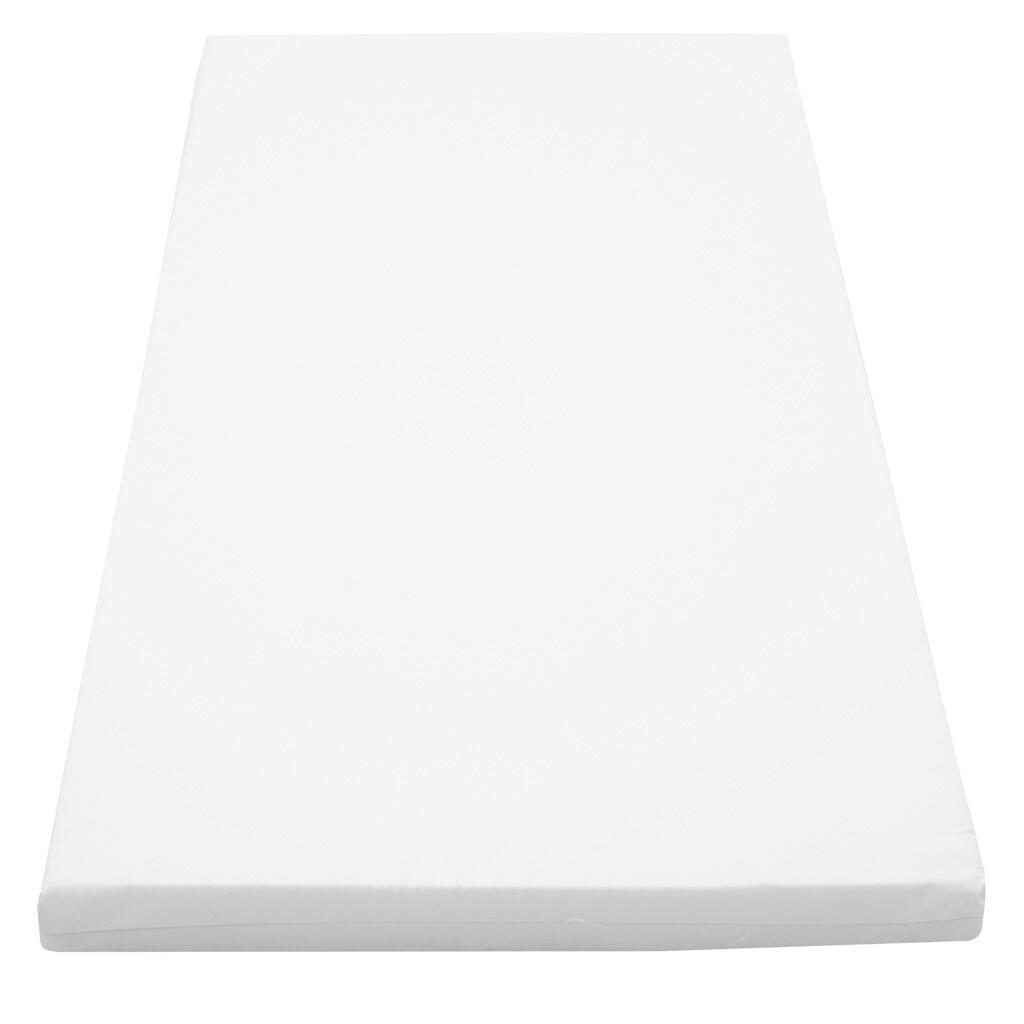 Detský penový matrac New Baby 120x60 biely
