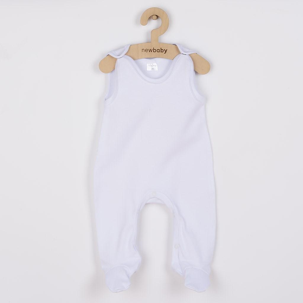 Dupačky biele New Baby Classic-56 (0-3m)
