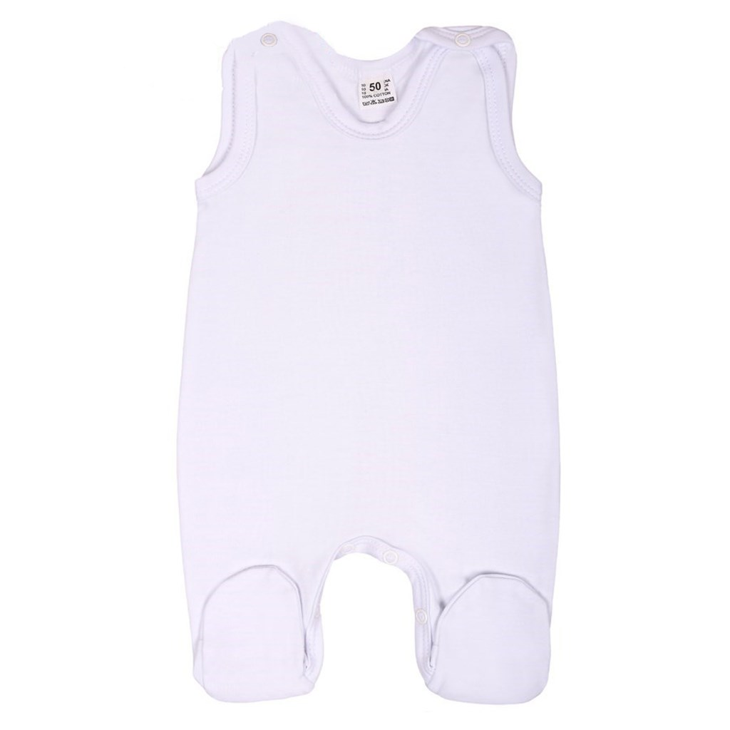 Dupačky biele New Baby Classic-68 (4-6m)