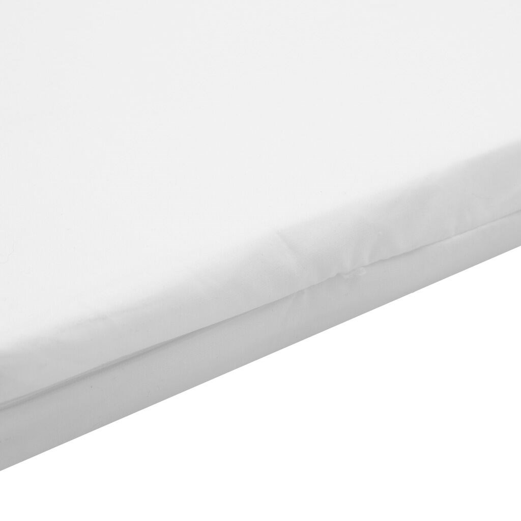 Matrac do kolísky New Baby 90x40 molitan-kokos biely
