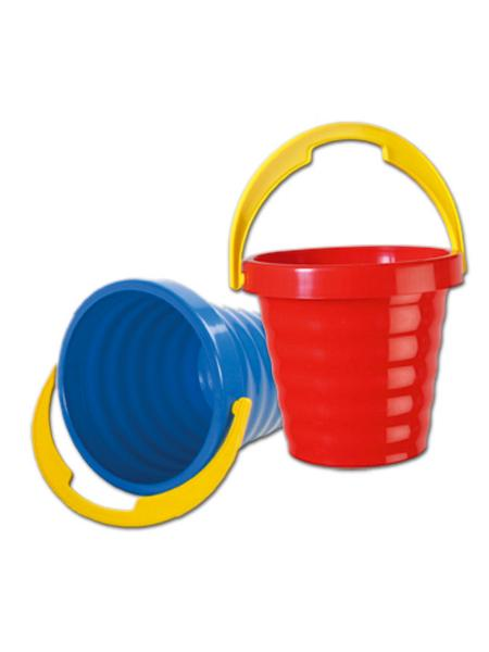 Plastové vedierko - červené