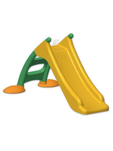 Detská šmýkačka - žltá
