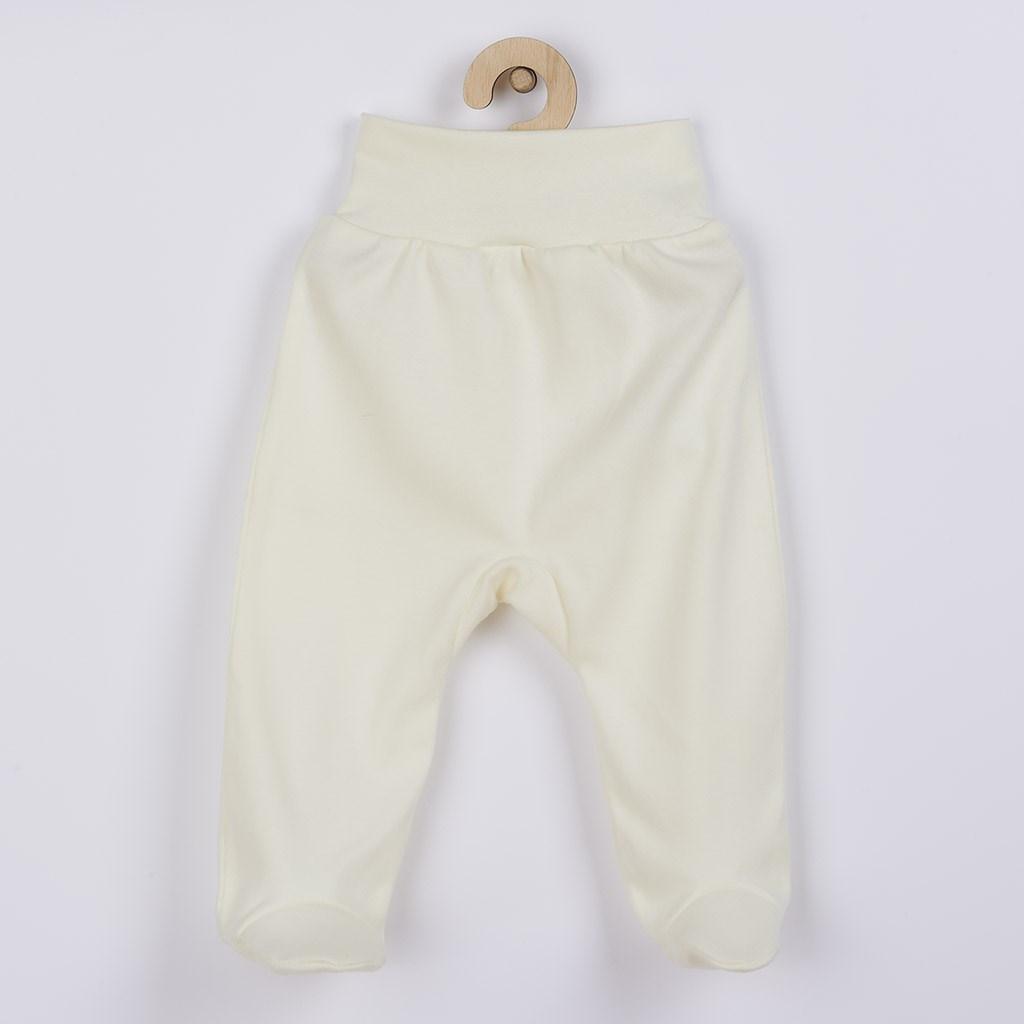 Dojčenské polodupačky New Baby béžové-50