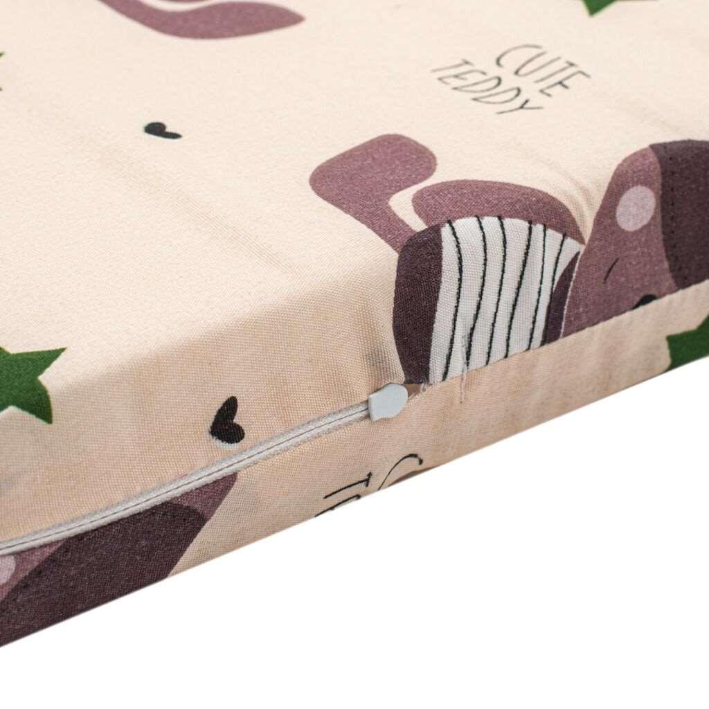 Detský matrac New Baby 120x60 molitan-kokos béžový obrázky