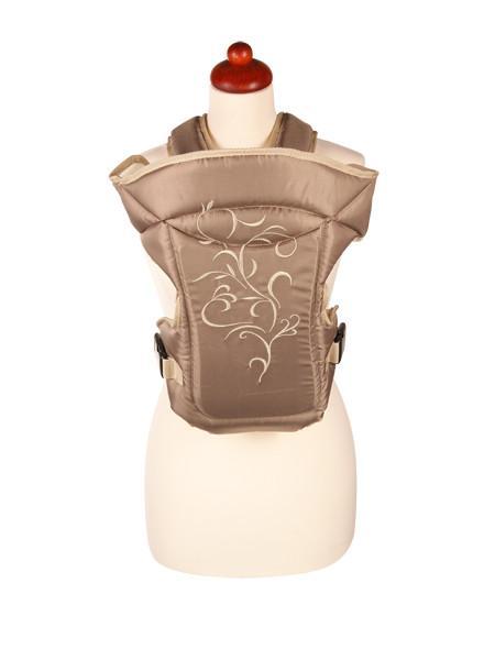 Nosítko Womar Zaffiro Butterfly béžové s výšivkou