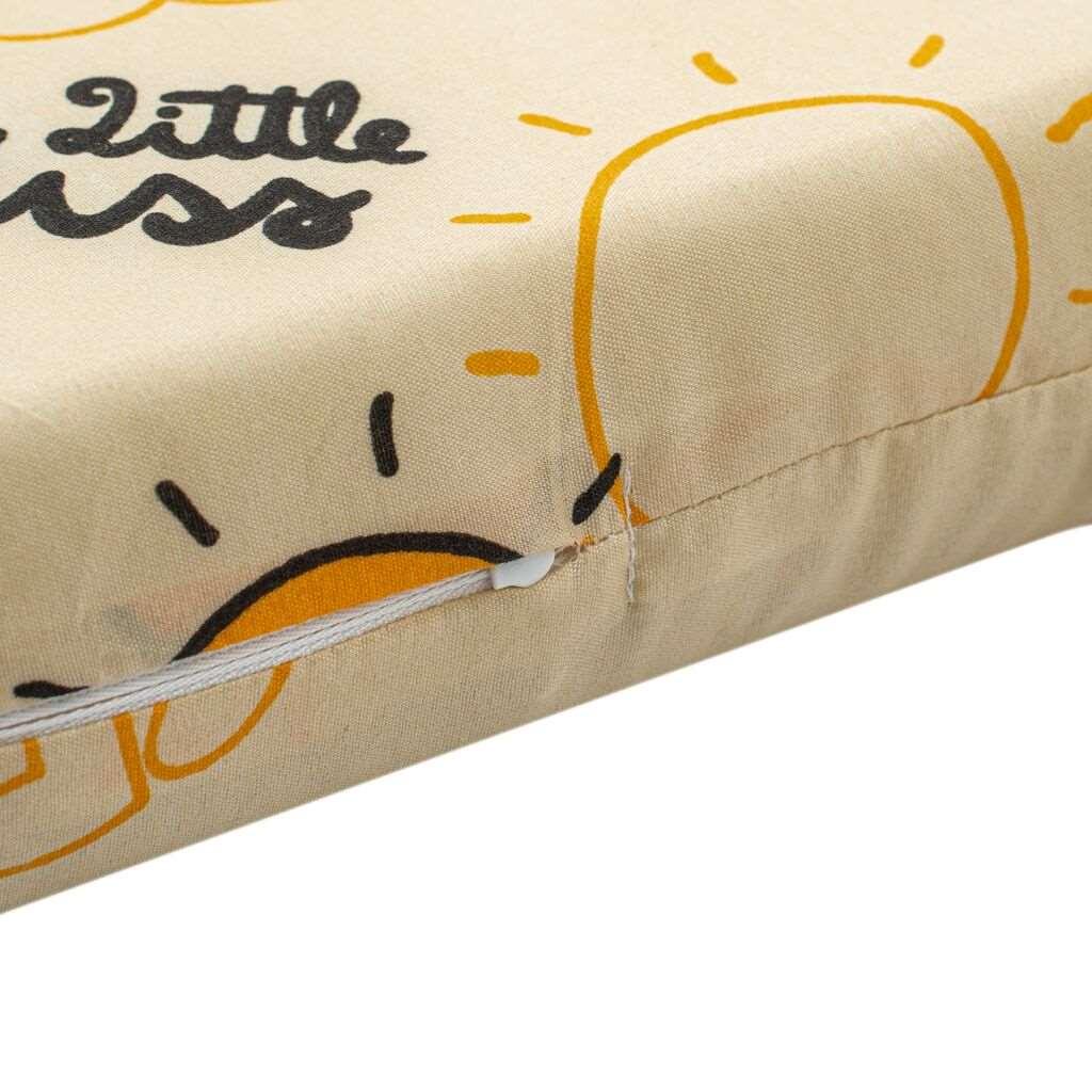 Detský matrac New Baby 120x60 molitan-kokos oranžový rôzne obrázky