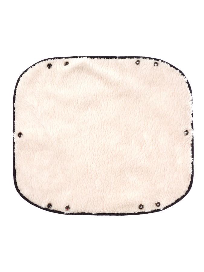 Rukávnik na kočík Sensillo 40x45 beige