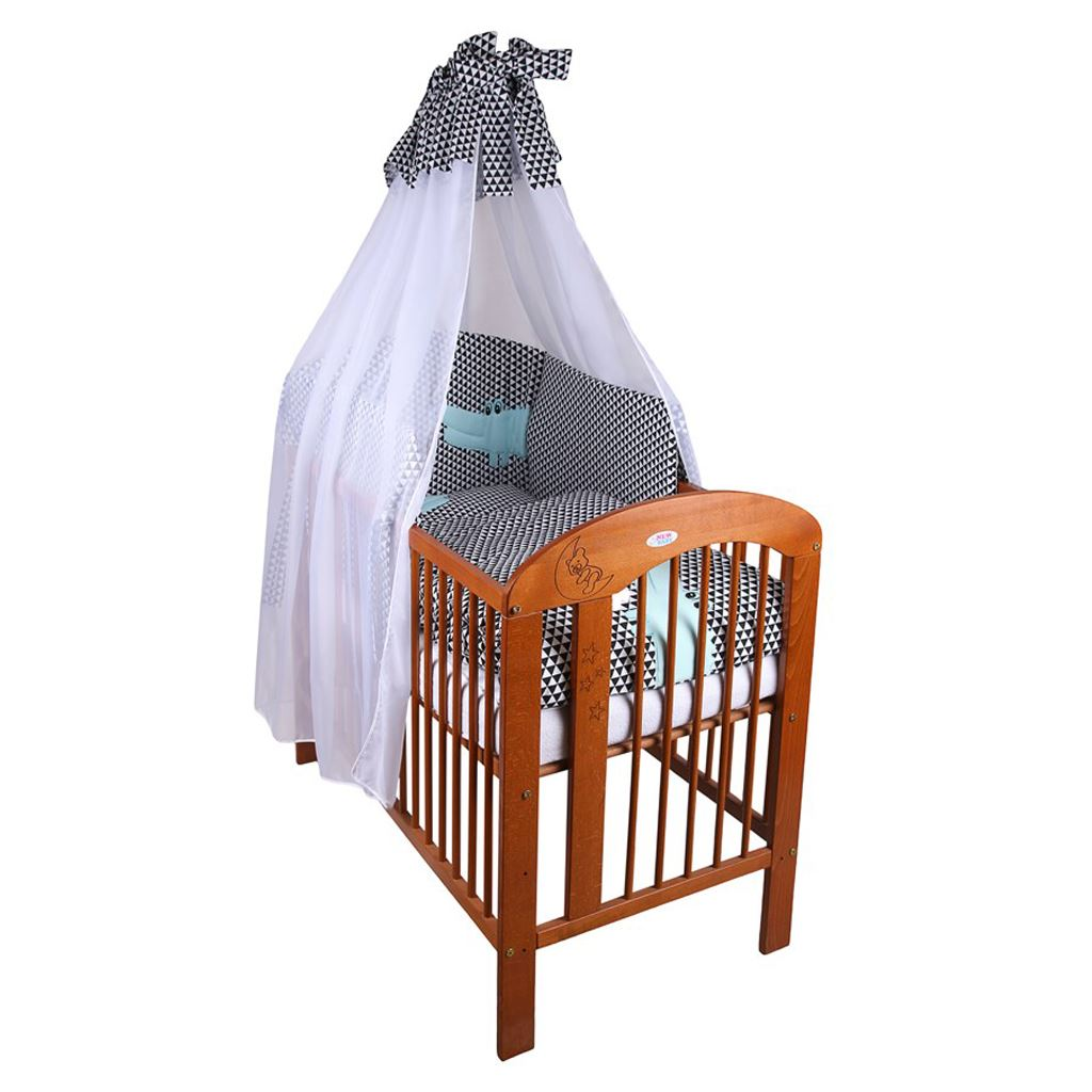 6-dielne posteľné obliečky Womar krokodíl 100x135