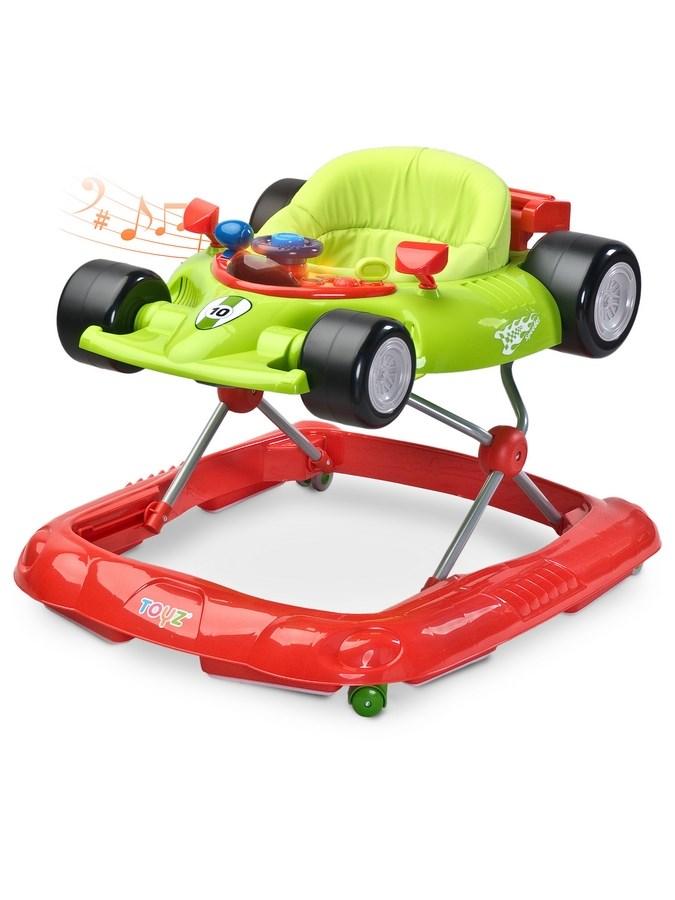 Detské chodítko Toyz Speeder green