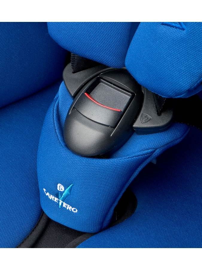 Autosedačka CARETERO Volante Fix black 2016