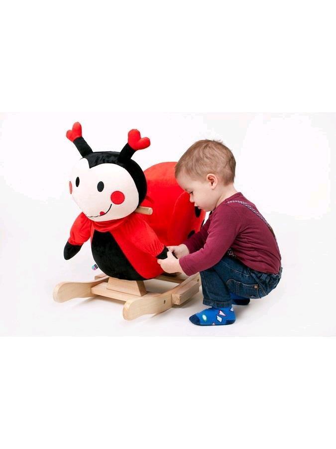Hojdacia hračka s melódiou PlayTo lienka