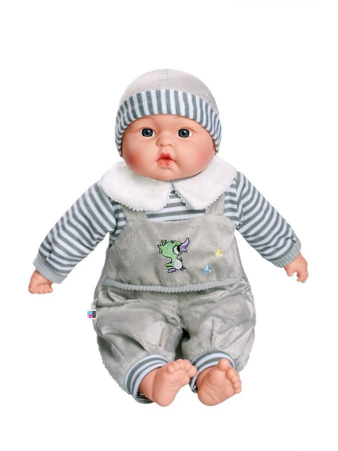 Poľsky hovoriaca a spievajúca detská bábika PlayTo Agnieszka 46 cm