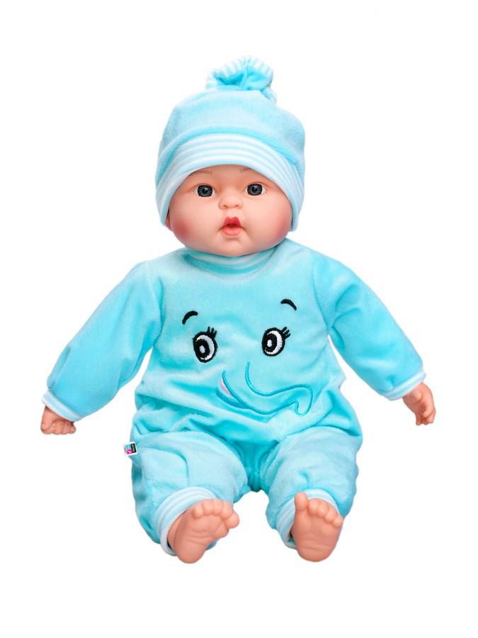 Poľsky hovoriaca a spievajúca detská bábika PlayTo Beatka 46 cm