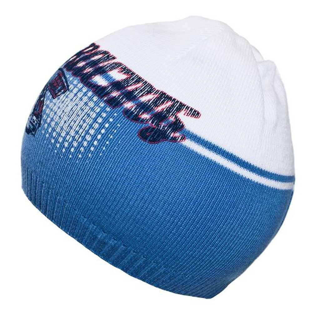 Jesenná detská čiapočka New Baby Racing tmavo modrá 110 (4-5r)