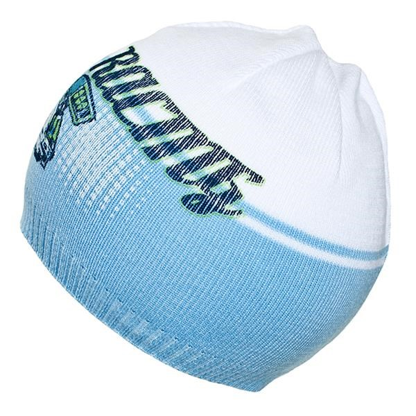 Jesenná detská čiapočka New Baby Racing bledo modrá 110 (4-5r)