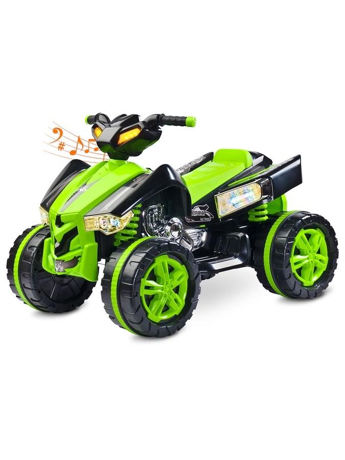 Elektrická štvorkolka Toyz Raptor green