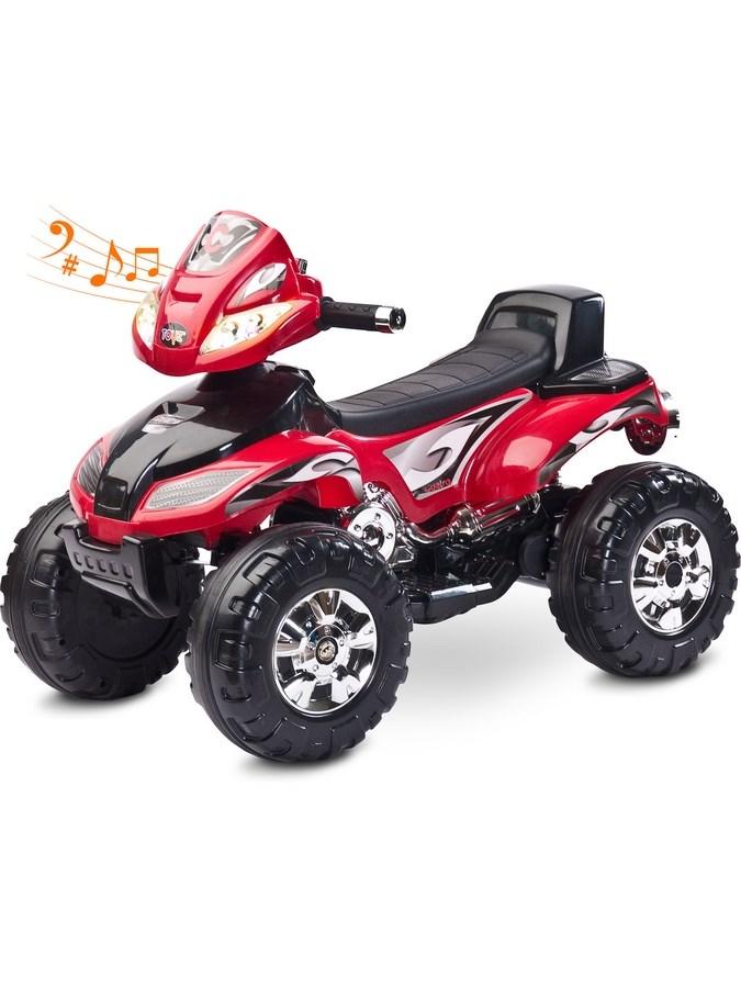 Elektrická štvorkolka Toyz Cuatro red