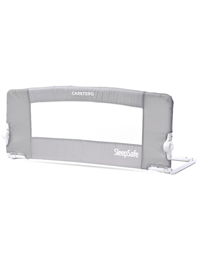 Mantinel do postieľky CARETERO SleepSafe grey