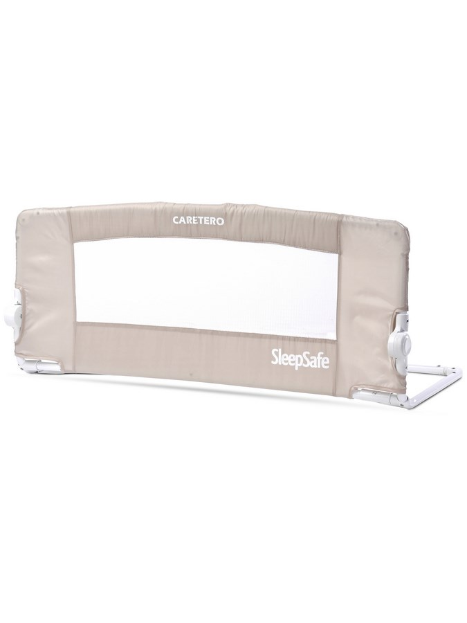 Mantinel do postieľky CARETERO SleepSafe brown