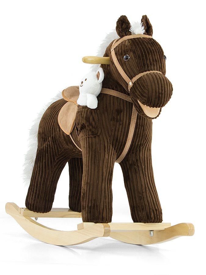 Hojdací koník s melódiou Milly Mally Pony Bruno