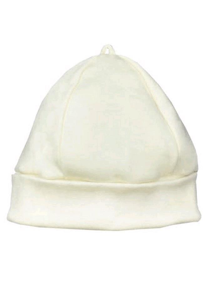 Dojčenská bavlnená čiapočka Koala Balónik béžová-56 (0-3m)
