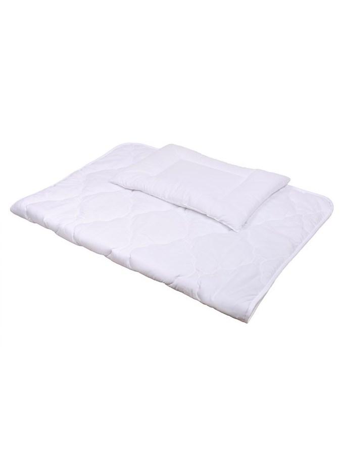 6-dielne posteľné obliečky Belisima Obláčiky 100/135 tyrkysové