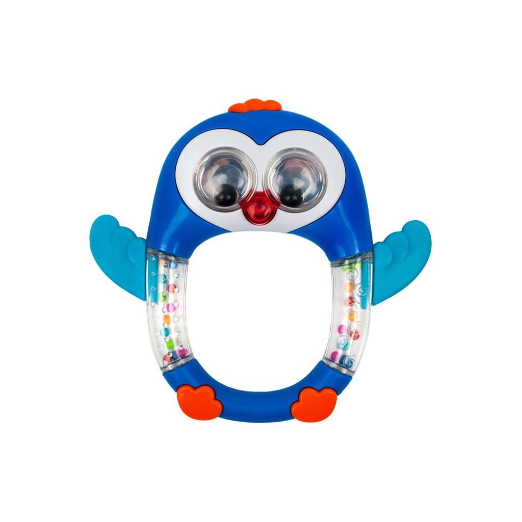 Detské hrkálka so zvukom Baby Mix Tučniak