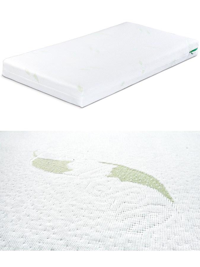 Matrac Sensillo latex-molitan-kokos 140x70 cm-Aloe Vera