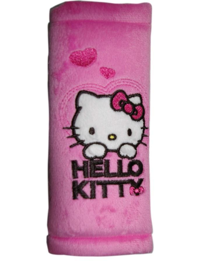 Chránič na bezpečnostné pásy Disney Hello Kitty