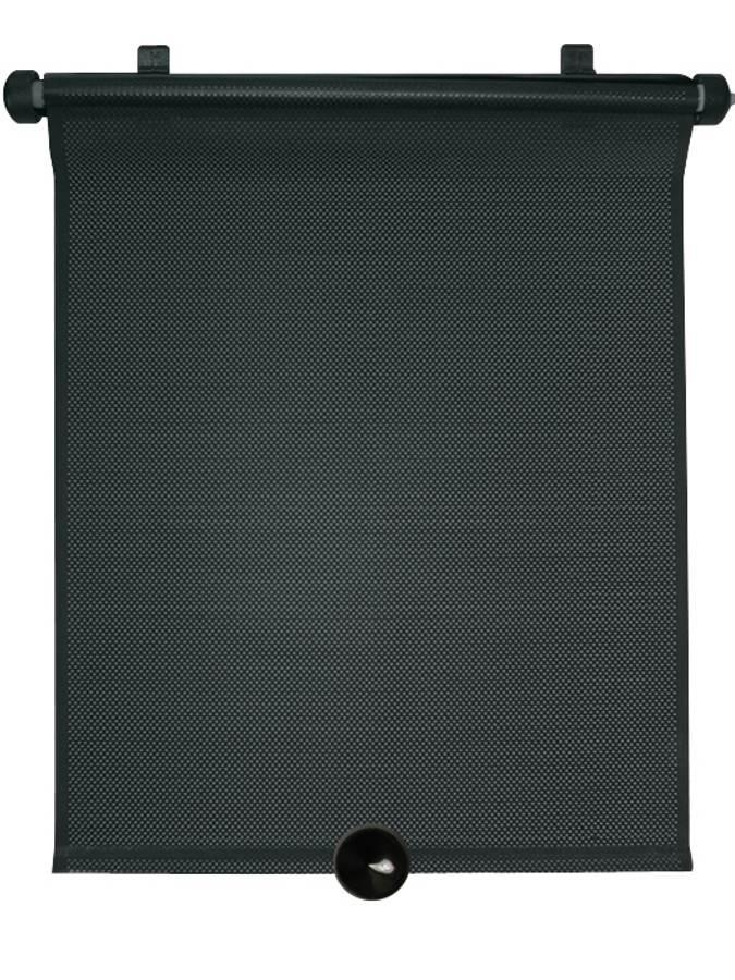 Slnečná roleta do auta čierná