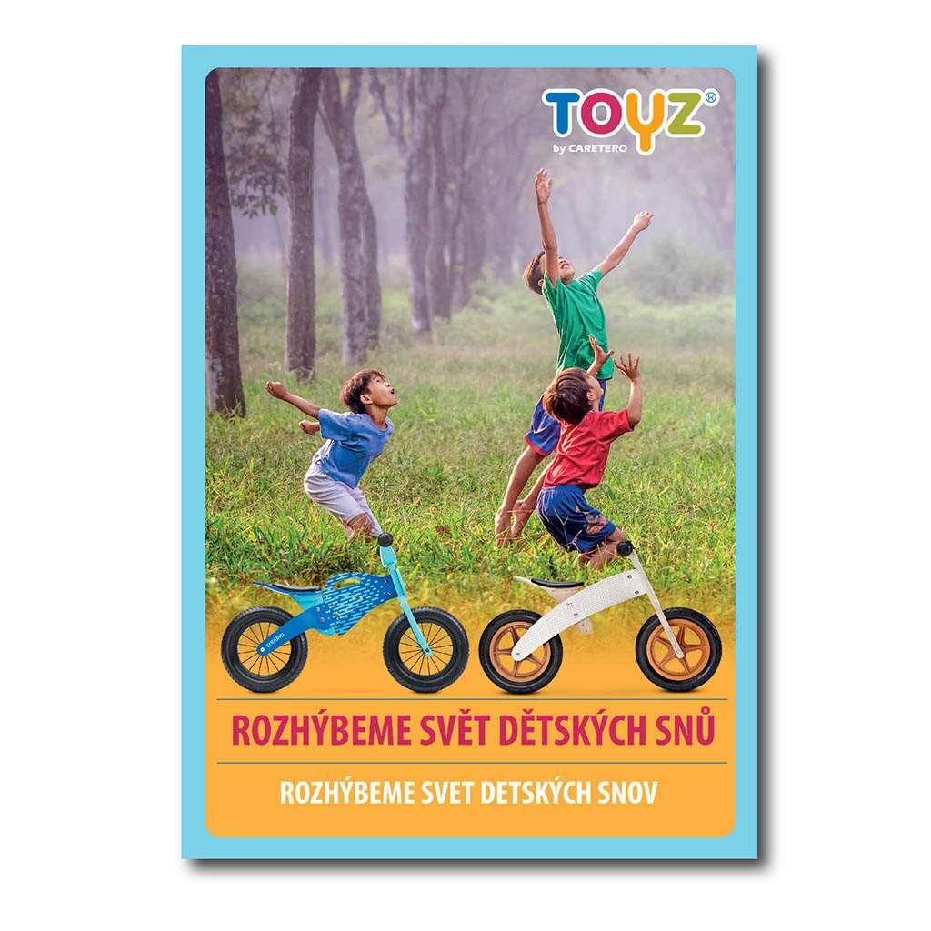 Propagačné materiály Toyz - katalóg balenie-50 ks