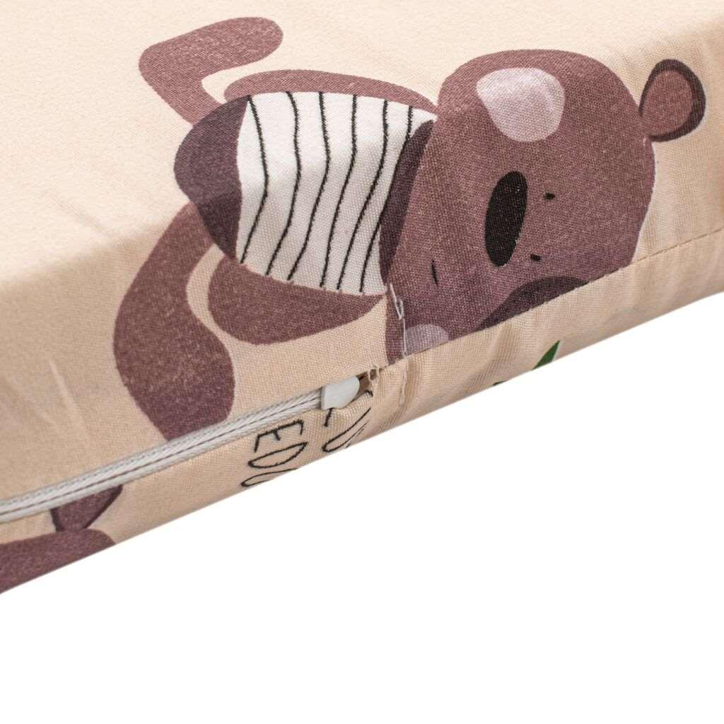 Detský penový matrac New Baby 120x60 béžový - rôzne obrázky
