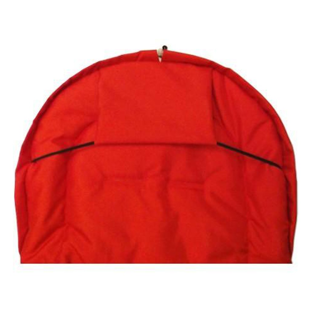 Zimný fusak New Baby Classic Fleece red
