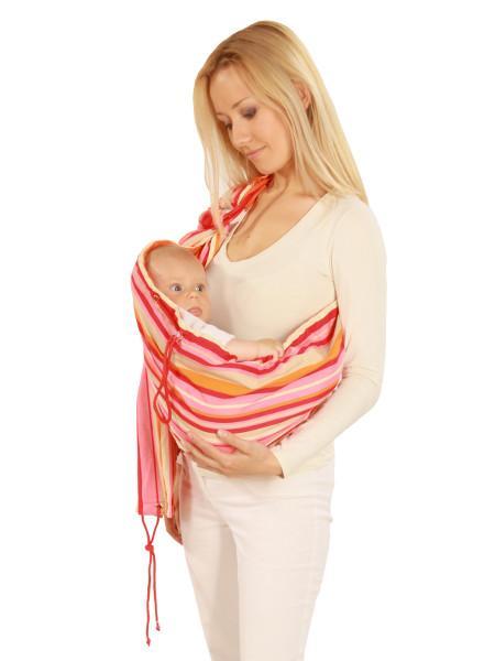 Šatka na nosenie detí Womar Hug Me