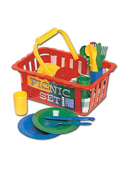Detská sada riadu picnic