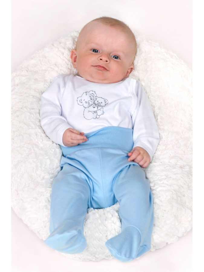 Dojčenské polodupačky New Baby Classic 68 (4-6m)