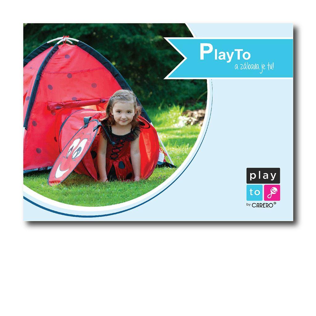 Propagačné materiály PlayTo - katalóg 2019 balenie-50 ks