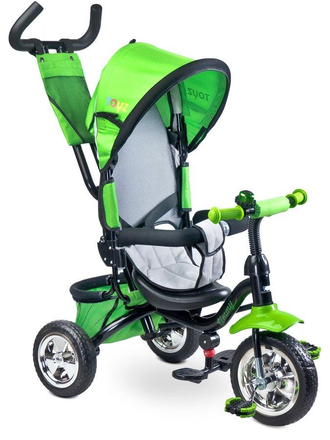 Detská trojkolka Toyz Timmy green 2017