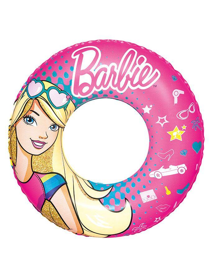 Detský nafukovací kruh Bestway Barbie