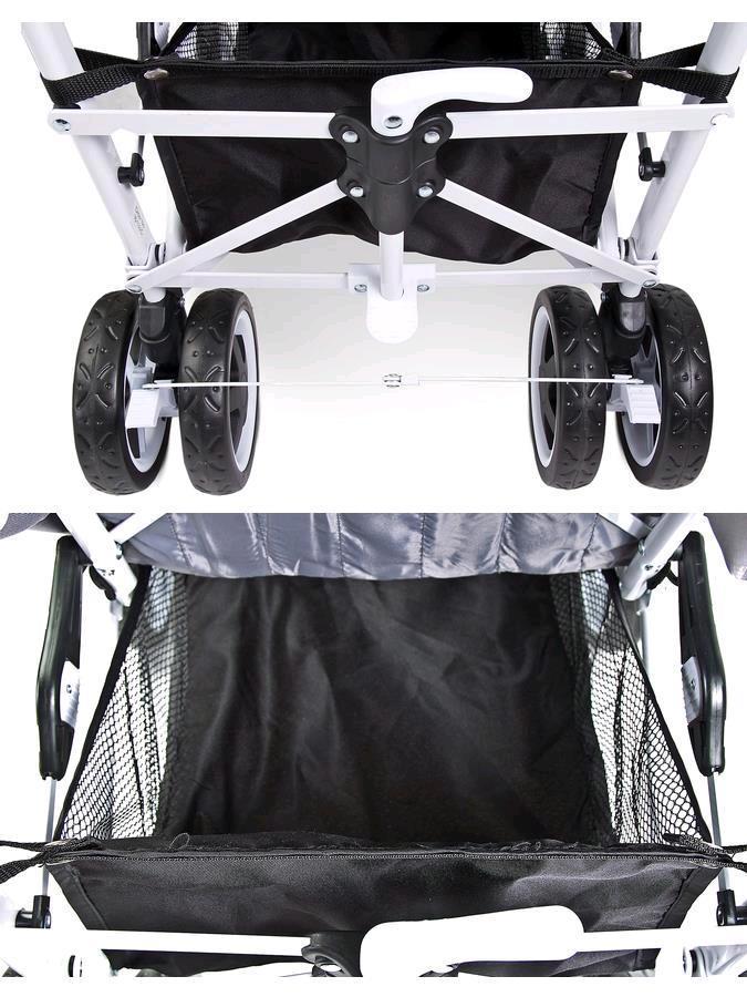 Golfový kočík CARETERO Spacer 2017 black