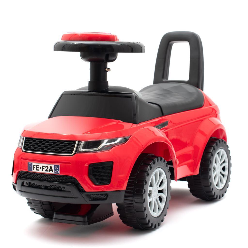 Jazdítko-Odrážadlo SUV Baby Mix red