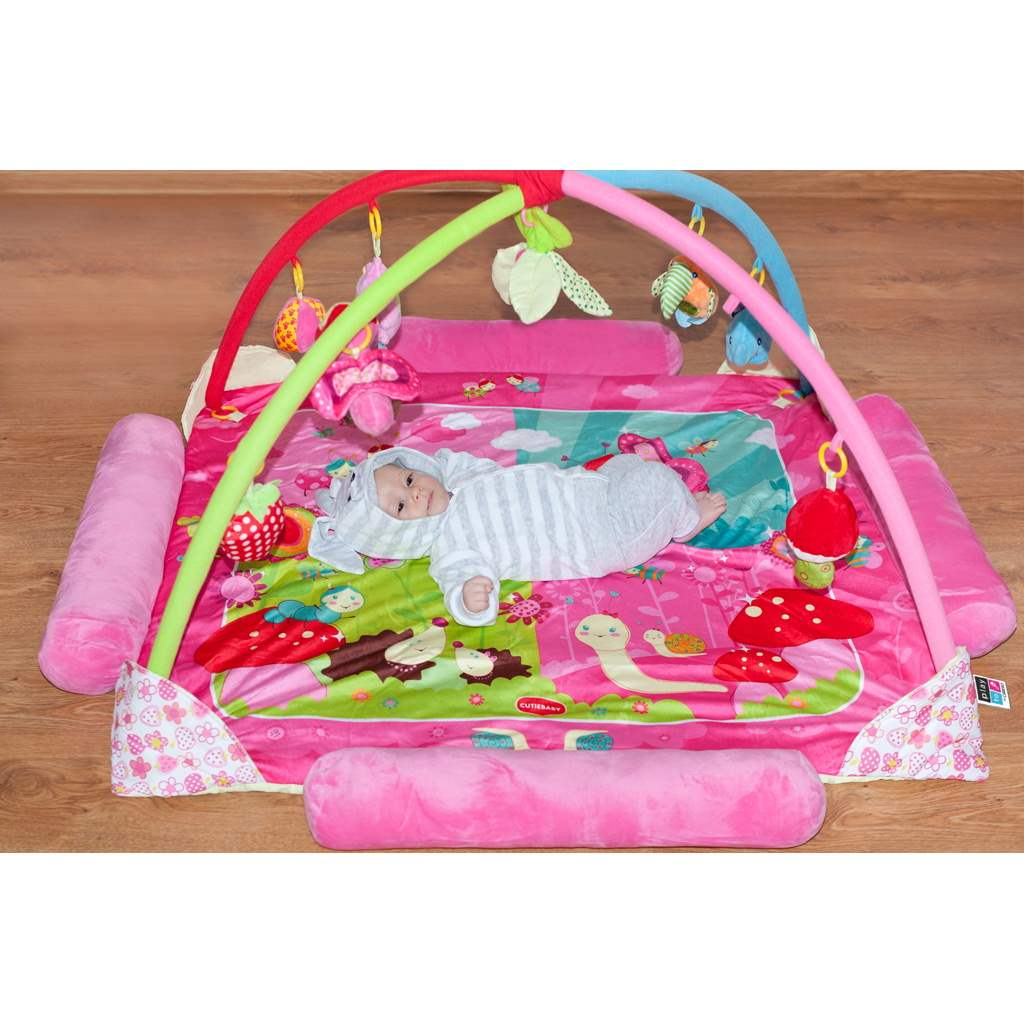 Luxusná hracia deka s melódiou PlayTo zvieratká