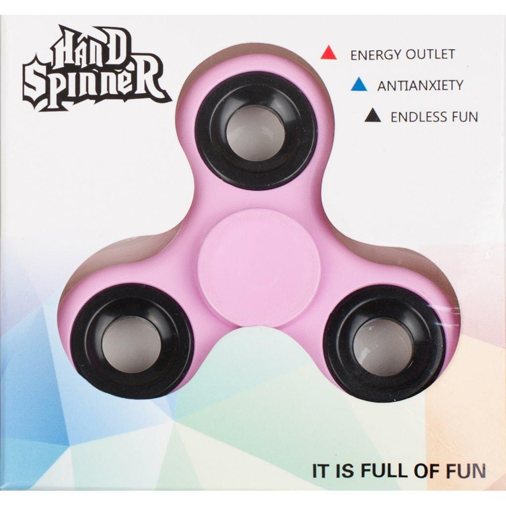Fidget Spinner Bayo ružový