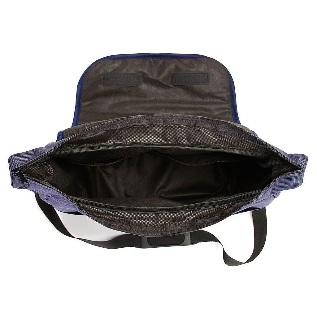 Prešívaná taška na kočík CARETERO black