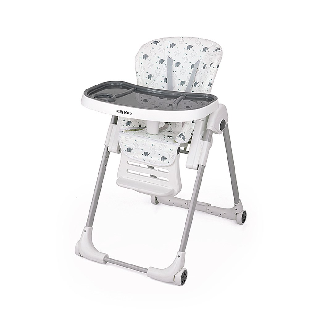 Jedálenská stolička Milly Mally Milano Jumbo