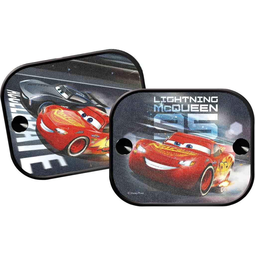 Tienidlá do auta 2 ks v balení Cars 3