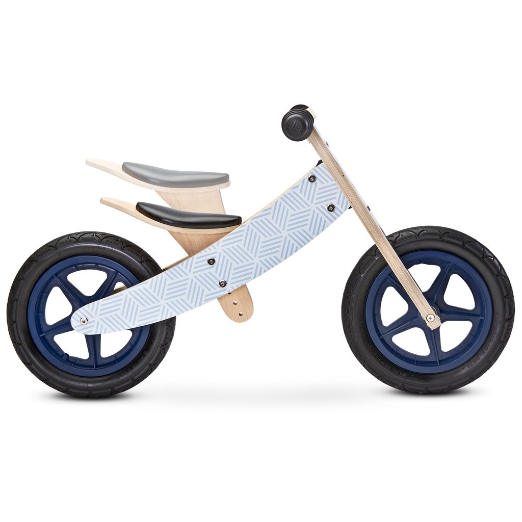 Detské odrážadlo bicykel Toyz  Woody blue