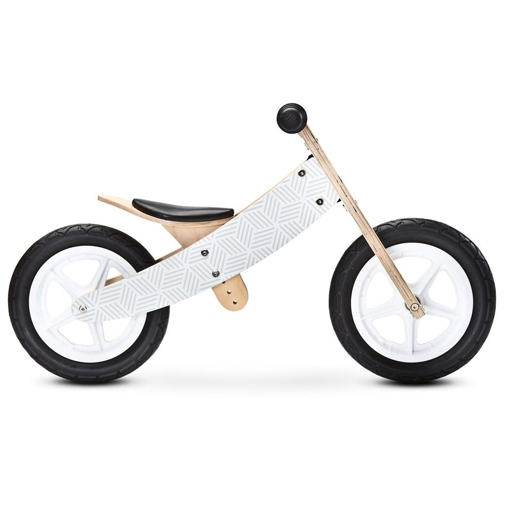 Detské odrážadlo bicykel Toyz  Woody grey